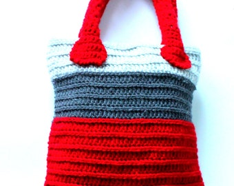 Crochet Bag Pattern, Crochet Tote Bag Pattern, Crochet Market Bag Pattern, Crochet Bag Tutorial Crochet Tote Bag Pattern Crochet Market Tote