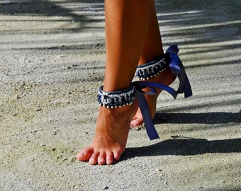 Wedding Anklets Bracelet Cuffs Ankle Cuff Beach Summer Jewelry Beaded