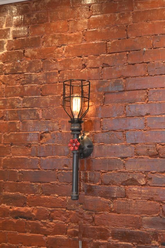 Industrial lighting Wall Light Steampunk Light