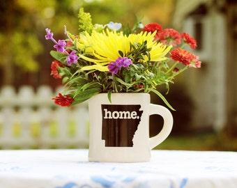 Arkansas home. Ceramic Coffee Mug