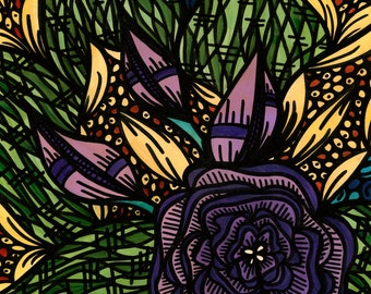 """Fine Art By Miami Artist Holly A. Jones 