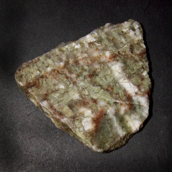 Feldspar Stone Slabs : Awesome feldspar slab cabbing rough by gypsummoonrocks