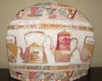 Tea Cosy will keep your tea hot!