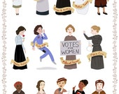 Women in History I & II