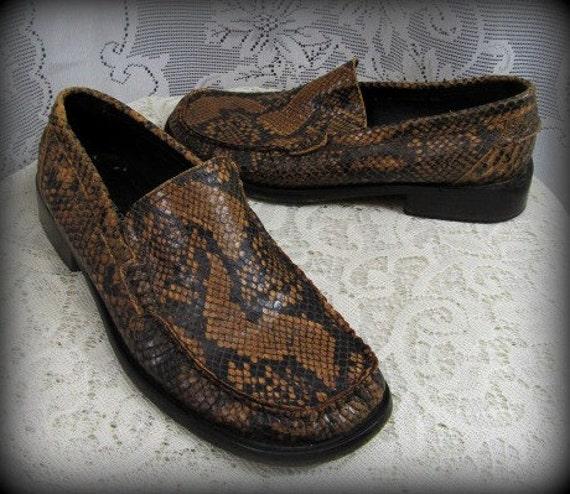 alligator shoes s slip on shoes slide of shoes