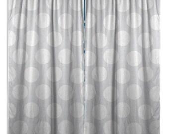 100 black white polka dot curtains gold polka dot curtains