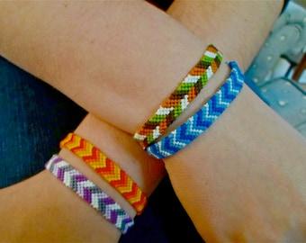 Avatar-Inspired Friendship Bracelets