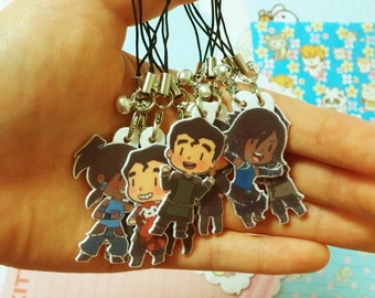 Legend of Korra Charms