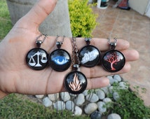 FREE WORLWIDE SHIPPING  factions pendant necklace