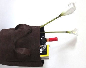 Cork Deluxe Shopping Bag - FREE SHIPPING WORLDWIDE - - Vegan Eco-Friendly Mothers Day Gift Idea