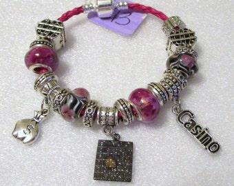 813 - Lucky Gambler Bracelet