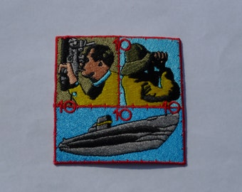 submarine patches