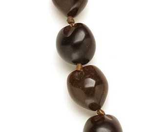 Genuine Kukui Nut Beads