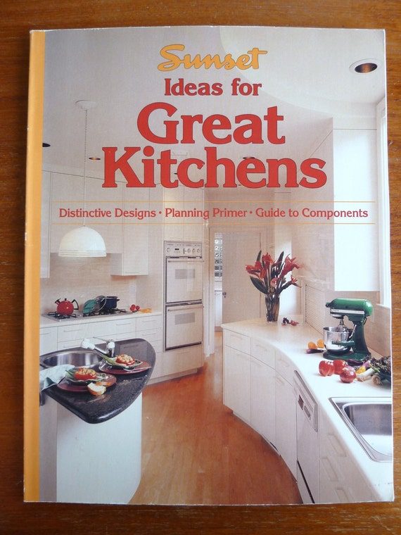 1991 ideas for great kitchens sunset 1990s architecture