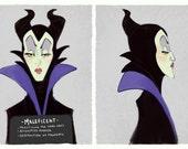 Villain Mugshots - Maleficent