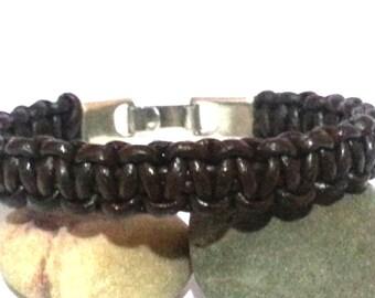 Men's leather bracelet / Woman's leather bracelet