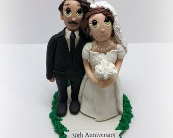 Wedding Anniversary Christmas Ornament