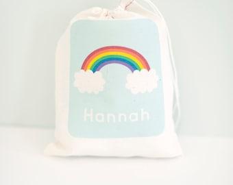 Rainbow Party, Rainbow Favor Bags, Rainbow Party Favor Bags, Rainbow Gift Bags, Rainbow Personalized Party Favor Bags, Rainbow Favor Bags,