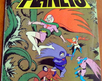 Battle of the Planets No. 4 Comic Book