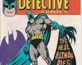 Detective Comics Vol. 40 ...