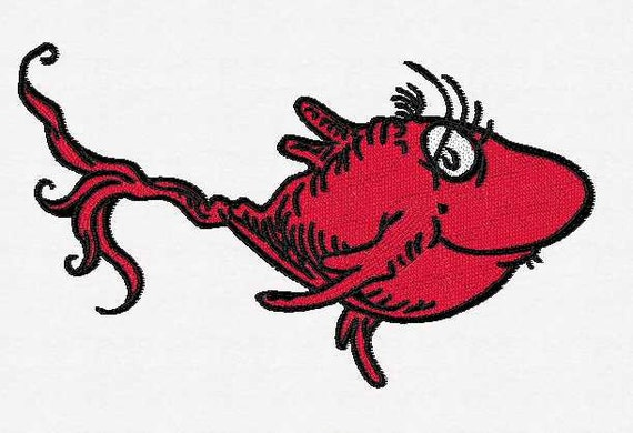 dr seuss red fish clip art Puppy Silhouette Clip Art Doberman Silhouette Clip Art