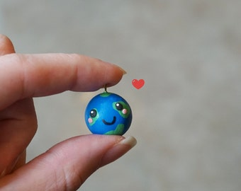 Mother Earth Charm