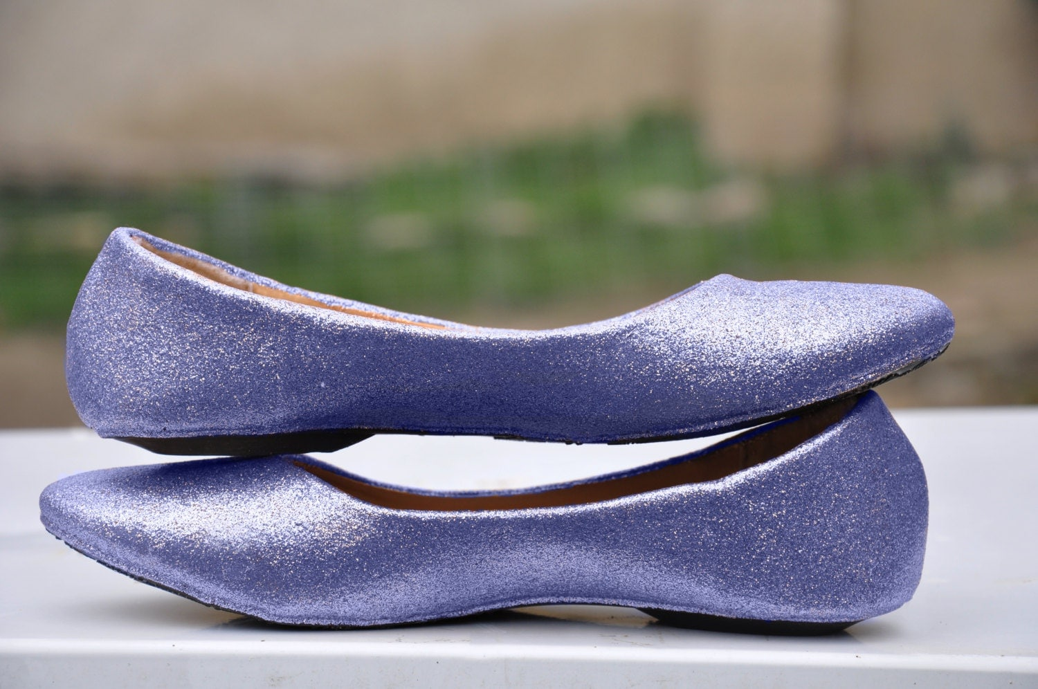 Purple Flat Wedding Shoes Wedding Shoes Purple Wedding
