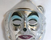 Vintage Wizard of Oz Tin Man Halloween Mask