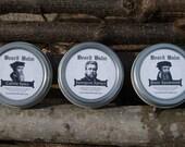 Beard Balm Theologian Series Collection John Calvin C.H. Surgeon John Knox Generational Goods Gift Set of 3
