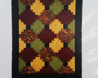 Rich Traditions Quilt Pattern