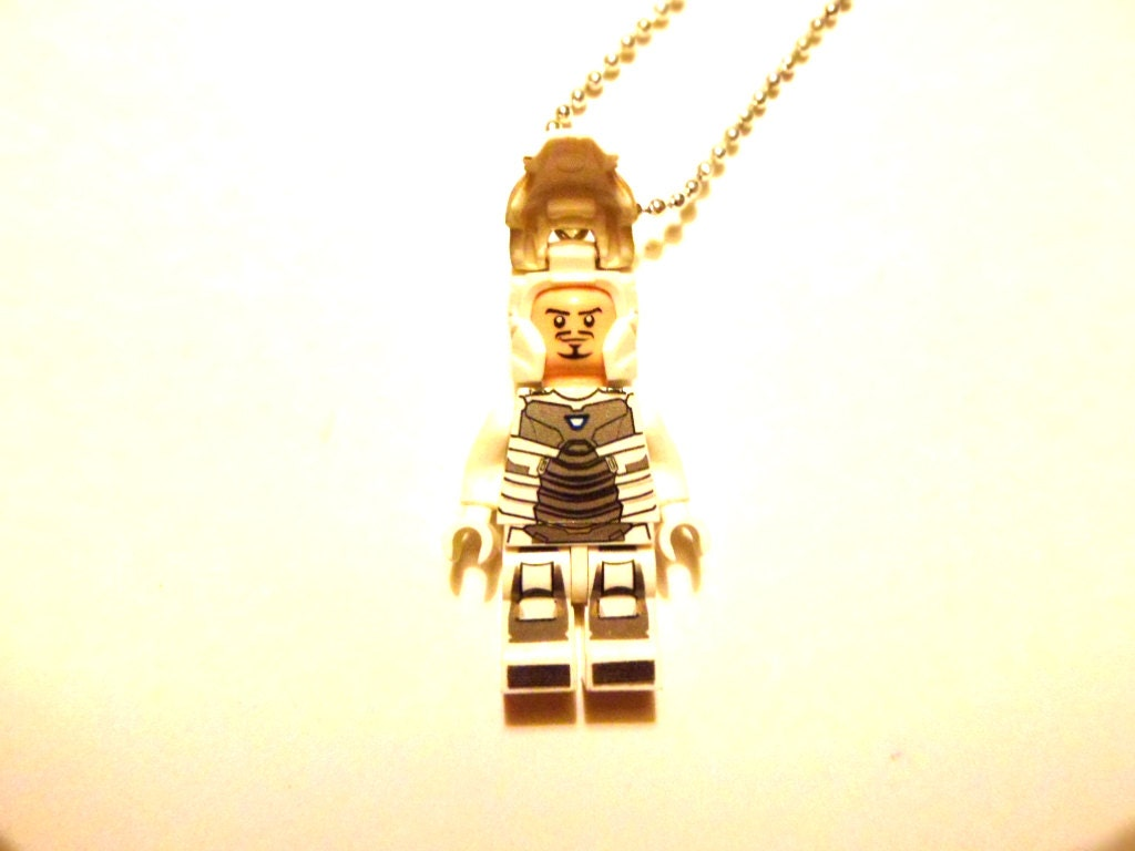 lego iron man mark 23 - photo #38