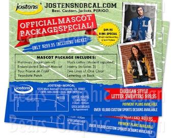Custom Flyer Design, Magazine Ad Design, Real Estate Flyer Ad, Print Ad Design, Product Flyer, Salon Ad Flyer, Business Flyers - You Print