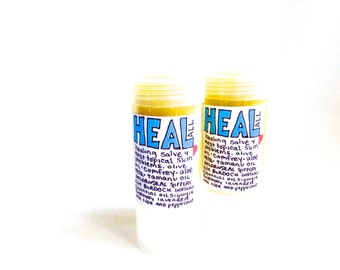 Heal All Balm . natural skin care