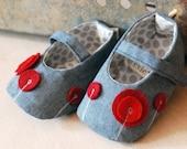 Poppy Baby Shoes