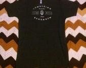 Lumbering Behemoth Construction + Design Tshirt Think Build Hamsa Logo