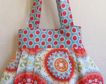 The Pleated Handbag