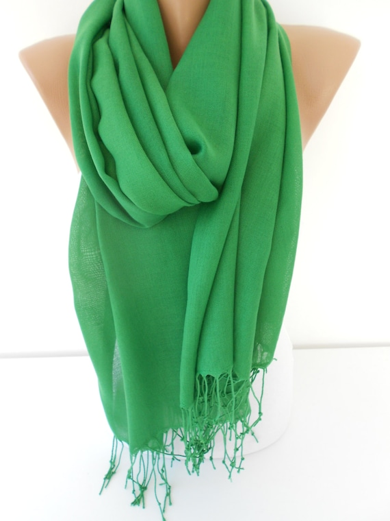 mothers day gift st patricks day green scarf pashmina scarf