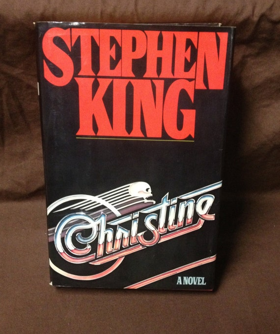 christine stephen king book - photo #19