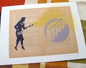 Nancy Drew LitKids Print