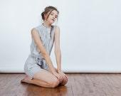 ON SALE>>Sleepwear Short Jumpsuit