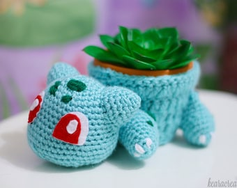 Bulbasaur Planter Cozy