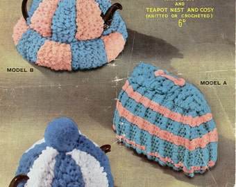 CROCHET Tea Cosy Crochet Tea Cozy Crochet Tea Cosies Crochet Tea Cozies Crochet Cosies Crochet Cozys DK Crochet Pattern PDF Instant Download