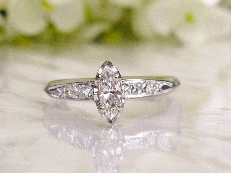 Vintage Engagement Ring Marquise Diamond Wedding Ring 14k. Turtle Wedding Rings. Lapis Lazuli Rings. Wedding Dress Rings. Blue Diamond Engagement Rings. Two Diamond Engagement Rings. Stack Wedding Rings. Head Engagement Rings. Massive Wedding Rings
