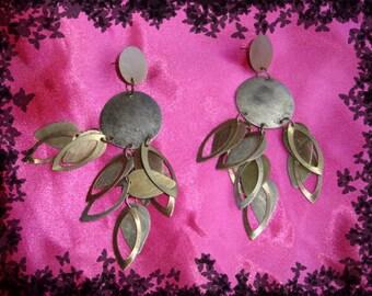 Vntage BOLD Dangle Earrings