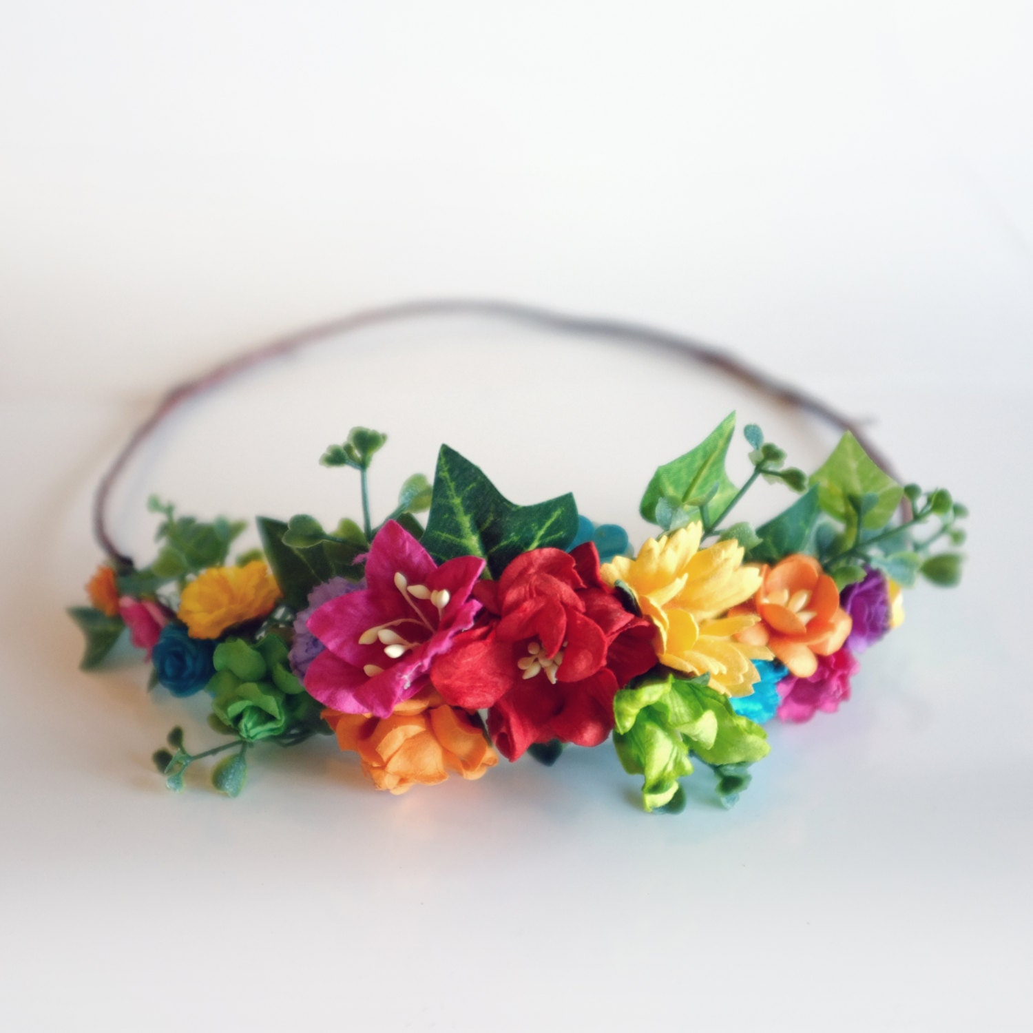 How to Make Your Own Flower Crown Make Your Own Flower Crown