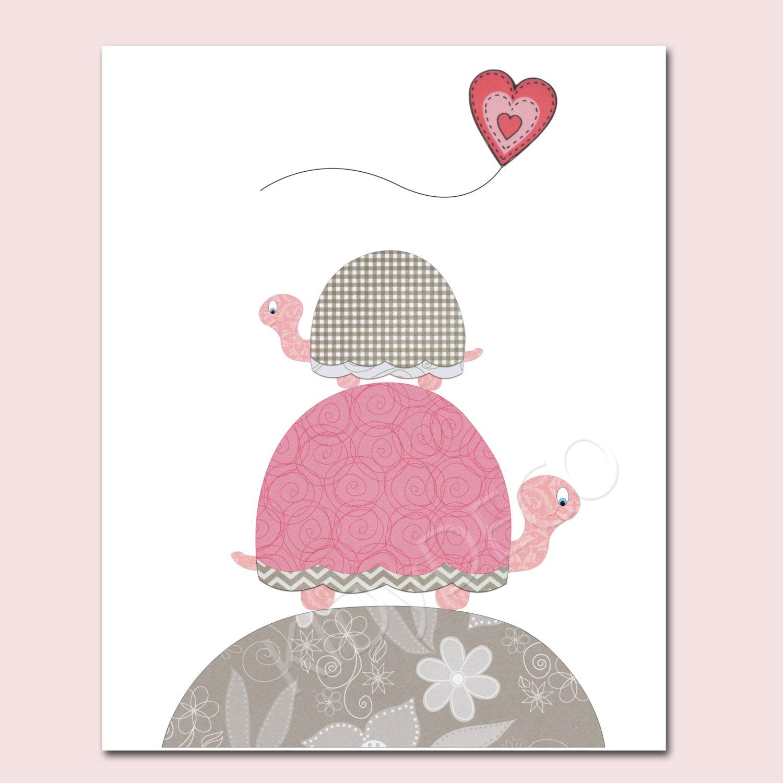 Simple Chambre De Naissance : Illustration pour chambre de bébé fille pépinière
