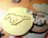 Mustang Ford Logo Cookie Cutter