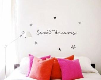 Sweet dreams, Decal
