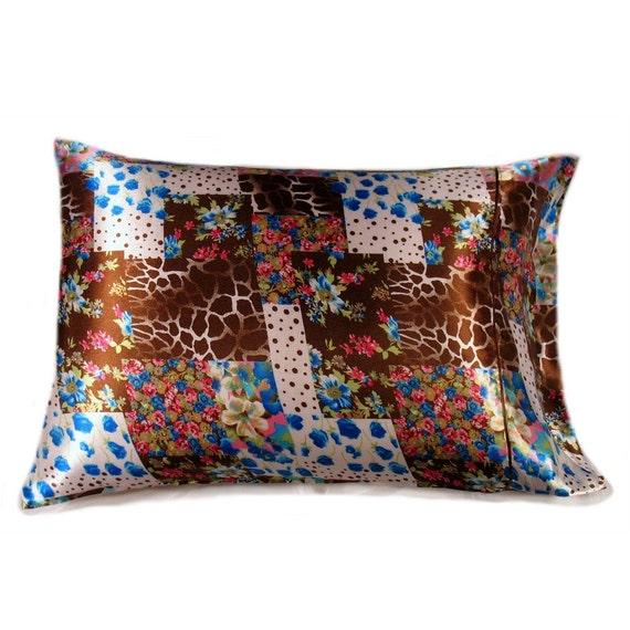 Premier Satin Pillowcase Standard Or Queen. By