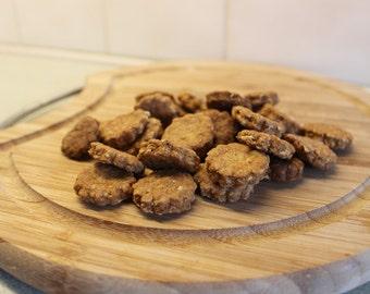 Dog Treats- Yummy Tuna Fish Bites, Dog Biscuits